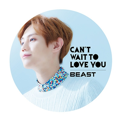 CAN'T WAIT TO LOVE YOU 【ヨソプ ver.(限定盤)】