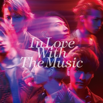 In Love With The Music 【通常盤】
