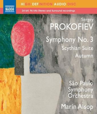 交響曲第3番、スキタイ組曲、秋 オールソップ&サンパウロ交響楽団