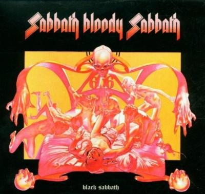Sabbath Bloody Sabbath (アナログレコード)
