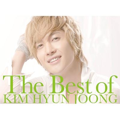 The Best of KIM HYUN JOONG【初回限定盤B】(2CD+DVD)