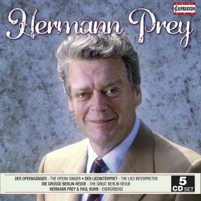 ヘルマン・プライ・エディション(5CD)