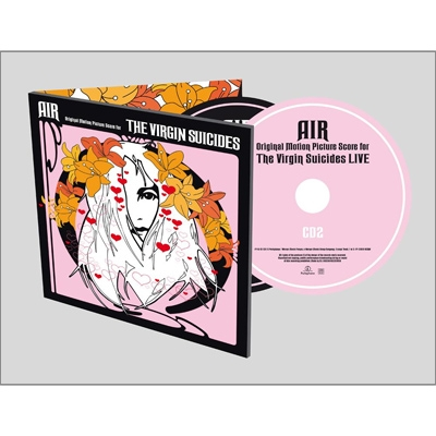 Virgin Suicides 15th Anniversary Deluxe Edition