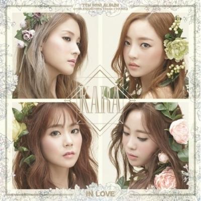 7th Mini Albun: In Love