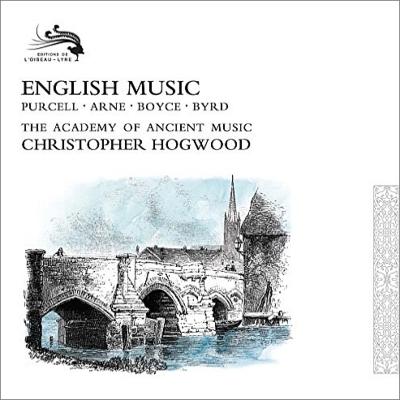 イギリス音楽〜パーセル、アーン、ボイス、バードほか ホグウッド(20CD)
