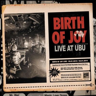 Live At Ubu