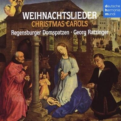Weihnachtslieder-christmas Carols: Ratzinger / Regensburger Domspatzen