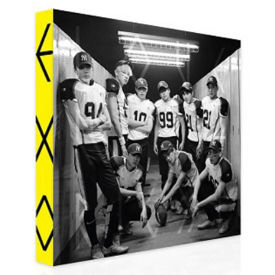 2集 Repackage: LOVE ME RIGHT 【Korean Ver./ 韓国語】