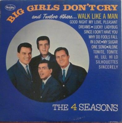 Big Girls Don't Cry & 12 Others Hits: 恋はヤセがまん