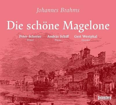 歌曲集『美しきマゲローネ』 シュライアー、A.シフ、ヴェストパール(2CD)