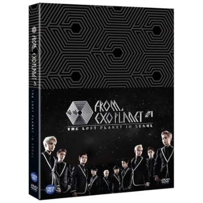 EXO FROM.EXOPLANET #1 -THE LOST PLANET-in SEOUL (3DVD+フォトブック)