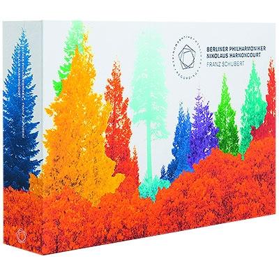 交響曲全集、ミサ曲集、歌劇『アルフォンソ・エストレッラ』全曲 アーノンクール&ベルリン・フィル(8CD+ブルーレイ・オーディオ)(輸入盤)