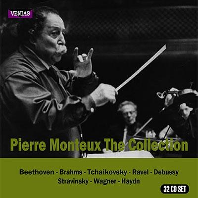 ピエール・モントゥー・コレクション(32CD)