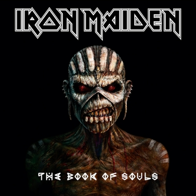 Book Of Souls: 魂の書