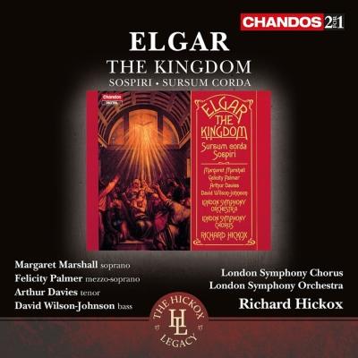 オラトリオ『神の王国』 ヒコックス&ロンドン交響楽団(2CD)
