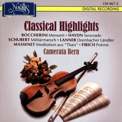 Classical Highlights: Camerata Bern
