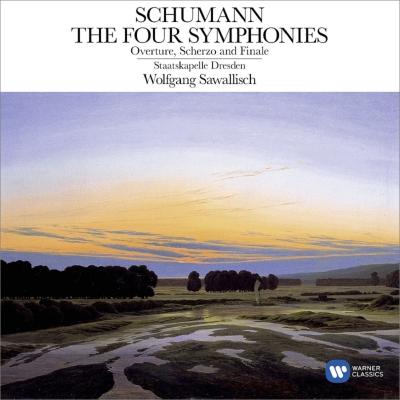 交響曲全集 サヴァリッシュ&シュターツカペレ・ドレスデン(2CD)