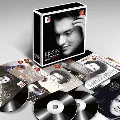 エフゲニー・キーシン RCA&SONY全録音集(25CD)