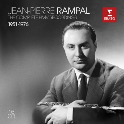 ジャン=ピエール・ランパル/EMI録音全集:1951〜76年(16CD)
