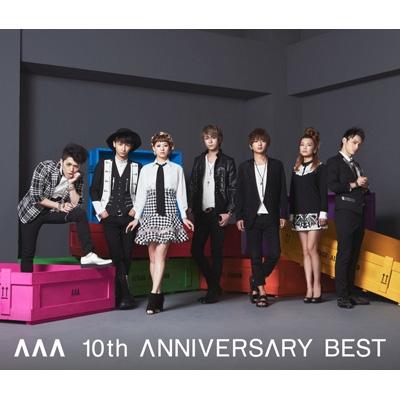 AAA 10th ANNIVERSARY BEST (2CD)