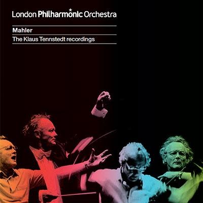 交響曲第1番、第2番(二種)、第6番、第8番、さすらう若者の歌 テンシュテット&ロンドン・フィル(ライヴ1981〜91)(9CD)