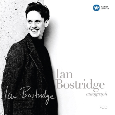 オートグラフ〜イアン・ボストリッジ自選ベスト(7CD)
