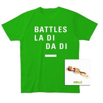 La Di Da Di (+t-hirt Size: S)