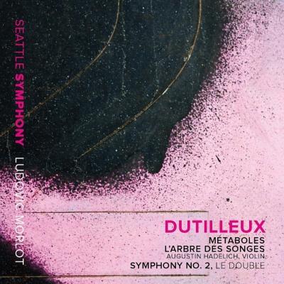 交響曲第2番、メタボール、『夢の樹』 モルロー&シアトル響、ハーデリッヒ