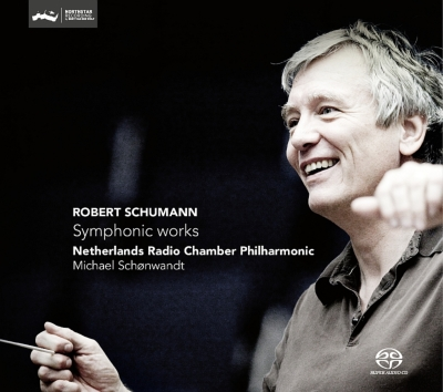 交響曲全集、ツヴィッカウ交響曲、『6つのフーガ』管弦楽版 ショーンヴァント&オランダ放送室内フィル(2SACD)