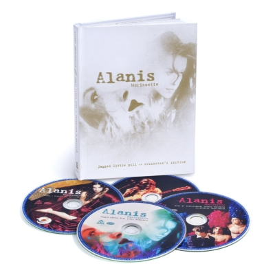 Jagged Little Pill (4CD)(Collector's Edition)