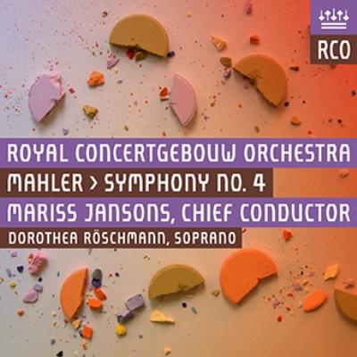交響曲第4番 ヤンソンス&コンセルトヘボウ管弦楽団、レシュマン(2015)