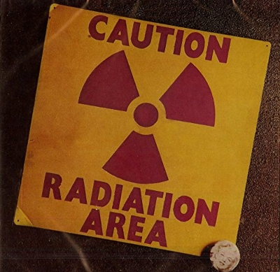 Caution Radiation Area
