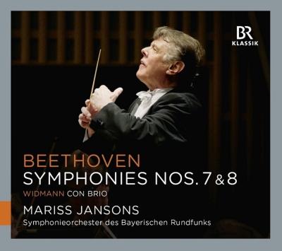 交響曲第7番、第8番、他 ヤンソンス&バイエルン放送交響楽団(2012東京ライヴ)
