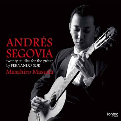 セゴビア編による20の練習曲、『魔笛』の主題による変奏曲 益田正洋