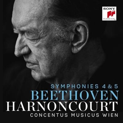 交響曲第5番『運命』、第4番 アーノンクール&ウィーン・コンツェントゥス・ムジクス