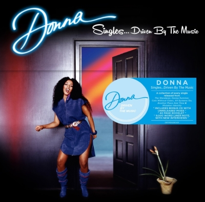 Singles: Driven By The Music (24CD)