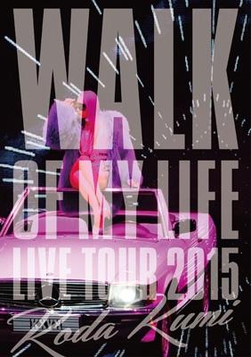 Koda Kumi 15th Anniversary Live Tour 2015 〜WALK OF MY LIFE〜(Blu-ray)
