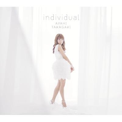 individual (CD+DVD)【初回生産限定盤】