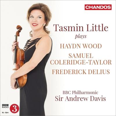 ディーリアス:組曲、コールリッジ=テイラー:ヴァイオリン協奏曲、H.ウッド:ヴァイオリン協奏曲 リトル、A.デイヴィス&BBCフィル