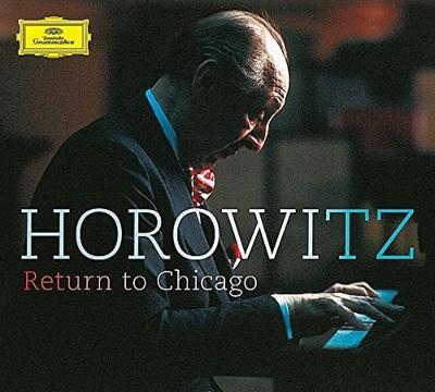 『リターン・トゥ・シカゴ〜1986年ライヴ』 ホロヴィッツ(2CD)