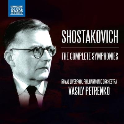 交響曲全集 ワシリー・ペトレンコ&ロイヤル・リヴァプール・フィル(11CD)