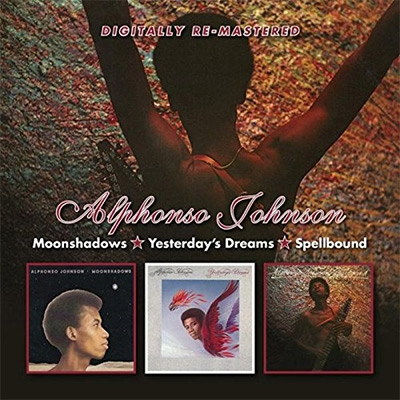 Moonshadows / Yesterday's Dreams / Spellbound (2CD)