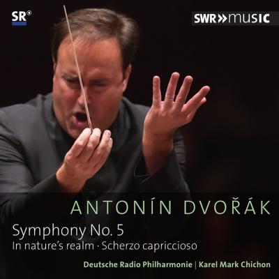 交響曲第5番、スケルツォ・カプリチオーソ、『自然の中で』 チチョン&ドイツ放送フィル