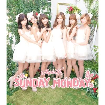 SUNDAY MONDAY -Japanese Ver.-【初回生産限定盤C】 (ピクチャーレーベル 全12種・ランダム仕様)