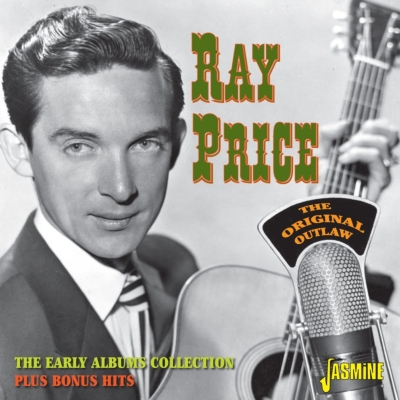 Original Outlaw -The Early Albums : Ray Price | HMV&BOOKS online -  JASMCD3672/3