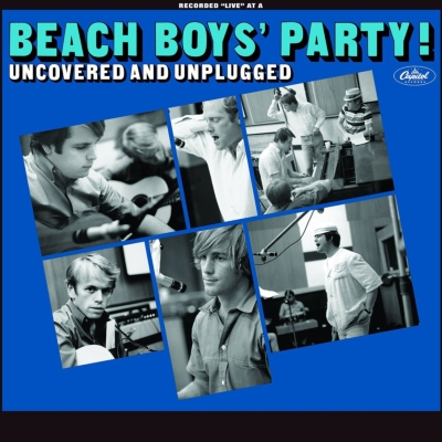 Beach Boys Party Uncovered & Unplugged (2CD)