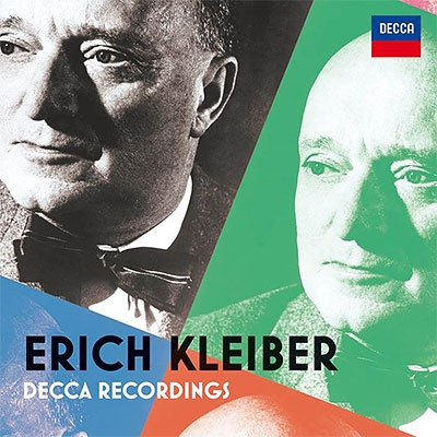エーリヒ・クライバー・デッカ・レコーディングズ(12CD)