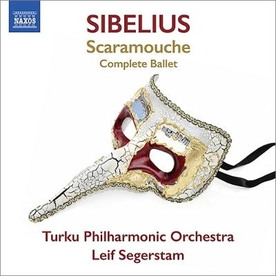 劇音楽『スカラムーシュ』全曲 セーゲルスタム&トゥルク・フィル
