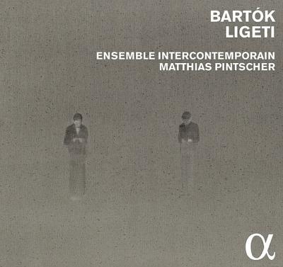 リゲティ:協奏曲集、バルトーク:2台ピアノと打楽器のためのソナタ、他 ピンチャー&アンサンブル・アンテルコンタンポラン(2CD)(日本語解説付)