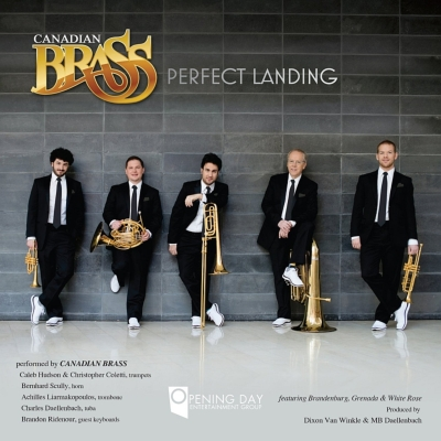 Canadian Brass: Perfect Landing